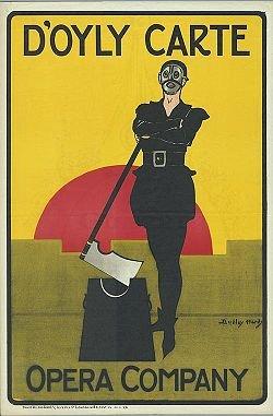 1897 Yeomen poster
