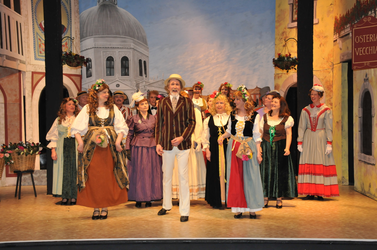 Gondoliers Picture