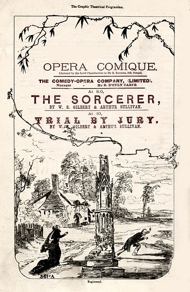 1878 Programme Cover